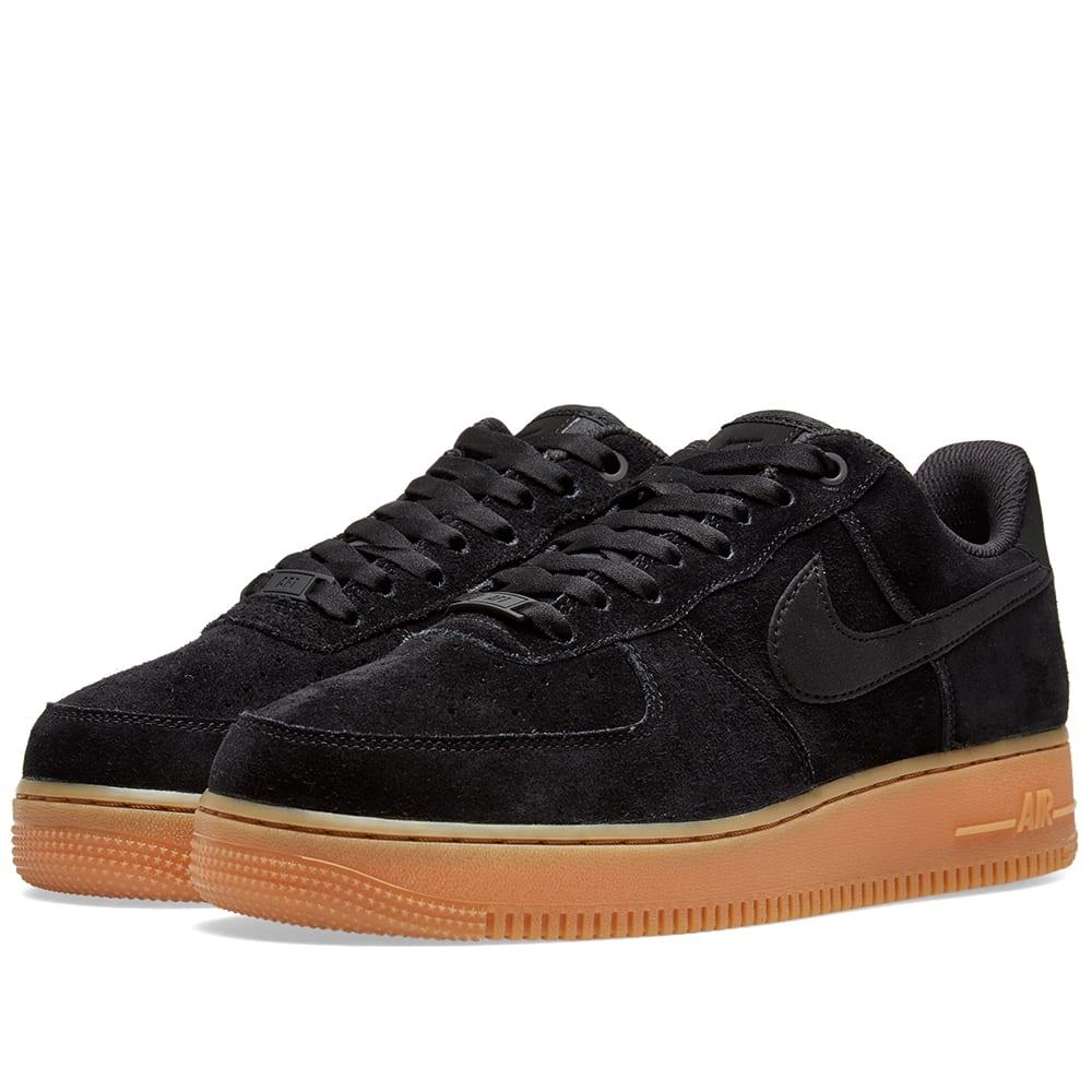 wholesale online unique design premium selection Nike Air Force 1 '07 SE W Black, Gum & Ivory | END.