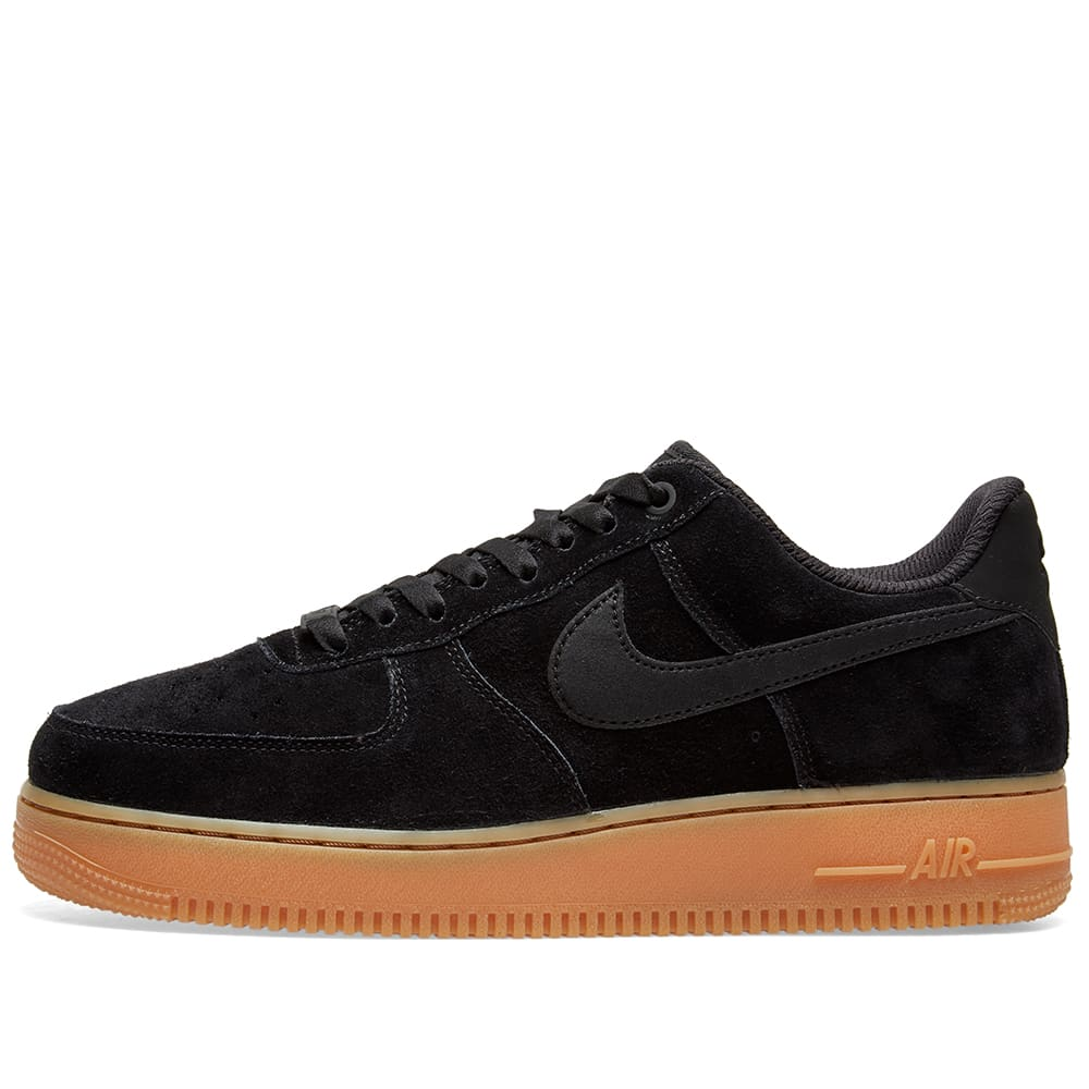 huge discount 39c90 037a1 Nike Air Force 1 '07 SE W Black, Gum & Ivory | END.