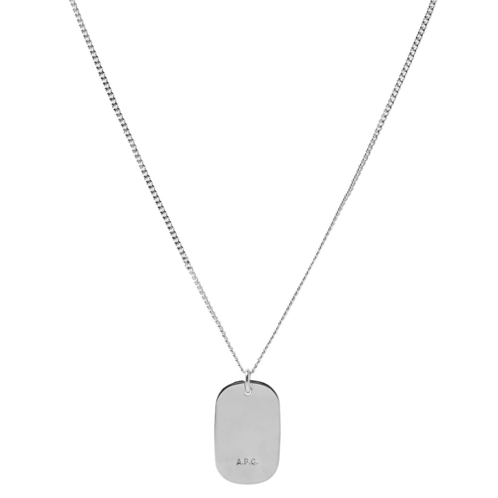A p c army necklace silver for Irish jewelry stores in nj