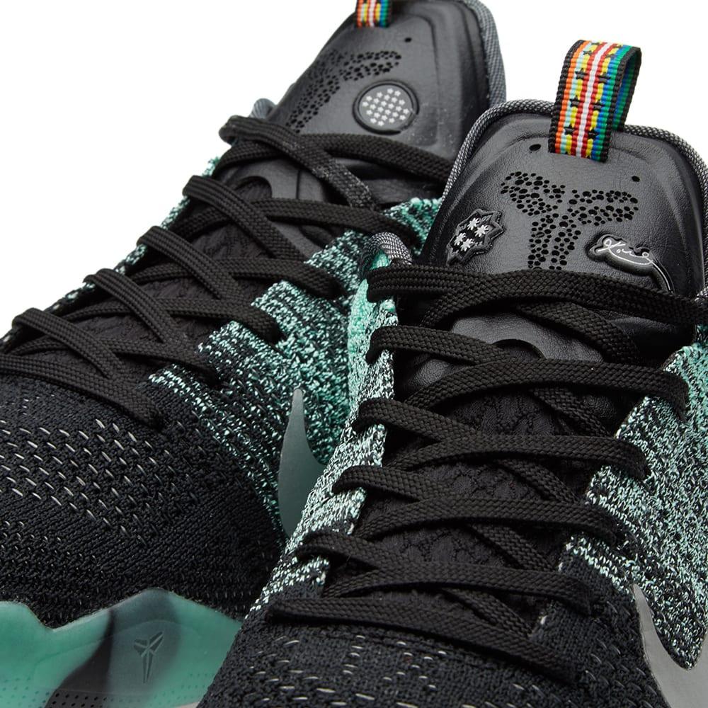 low priced 79a3c da6cf Nike Kobe XI Elite Low All Star Green Glow   Black   END.