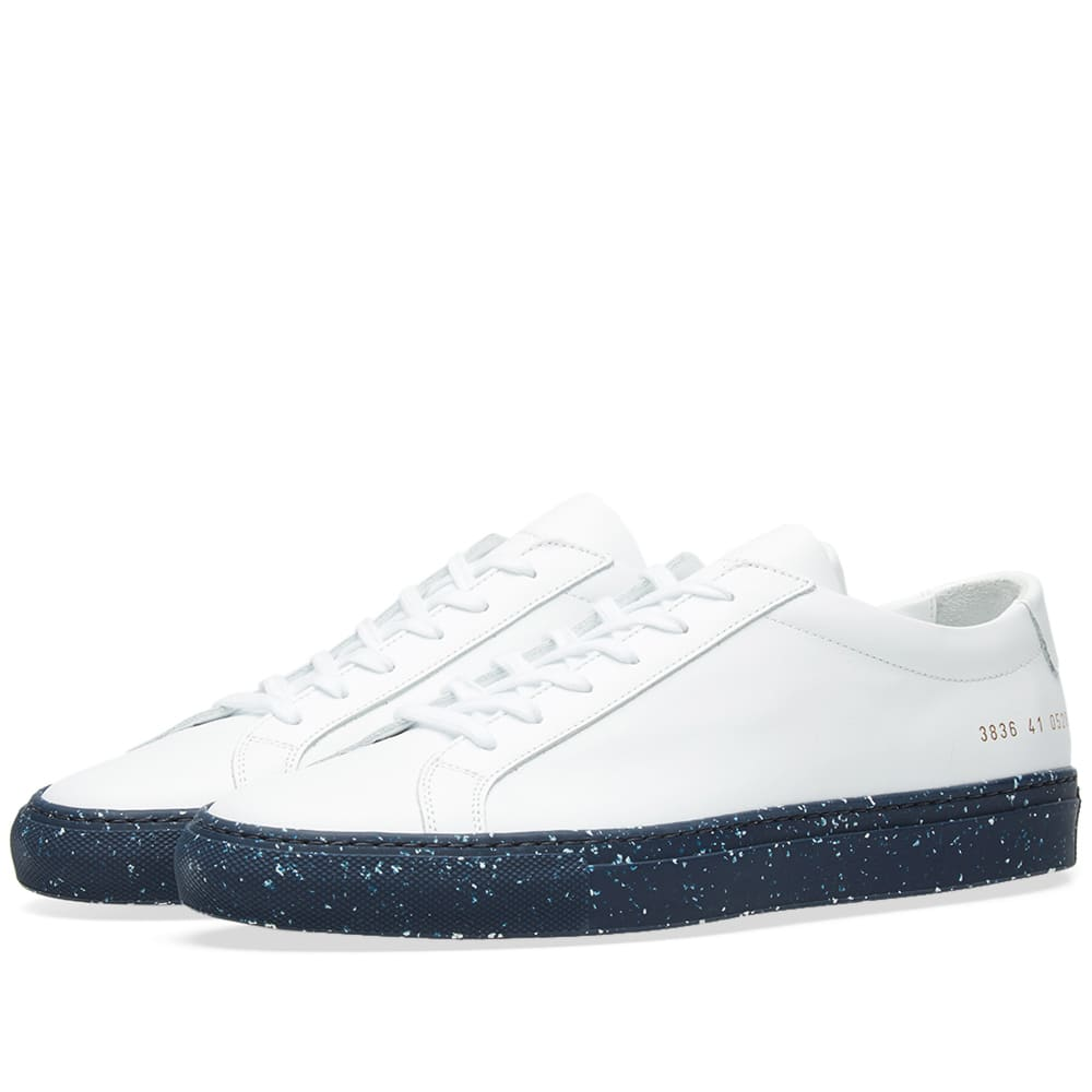 WOMAN BY COMMON PROJECTS ACHILLES LOW CONFETTI SOLE