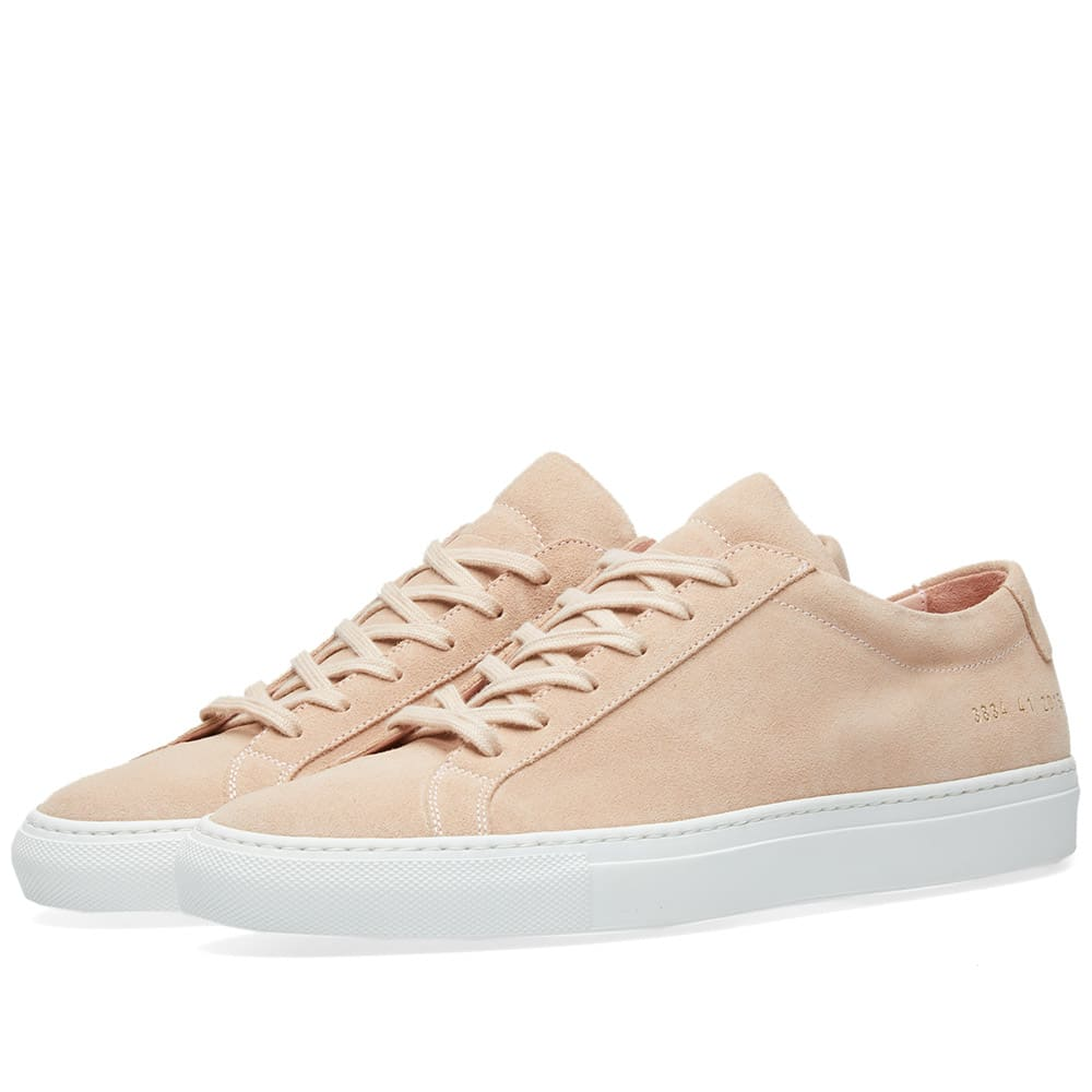 WOMAN BY COMMON PROJECTS ORIGINAL ACHILLES LOW SUEDE