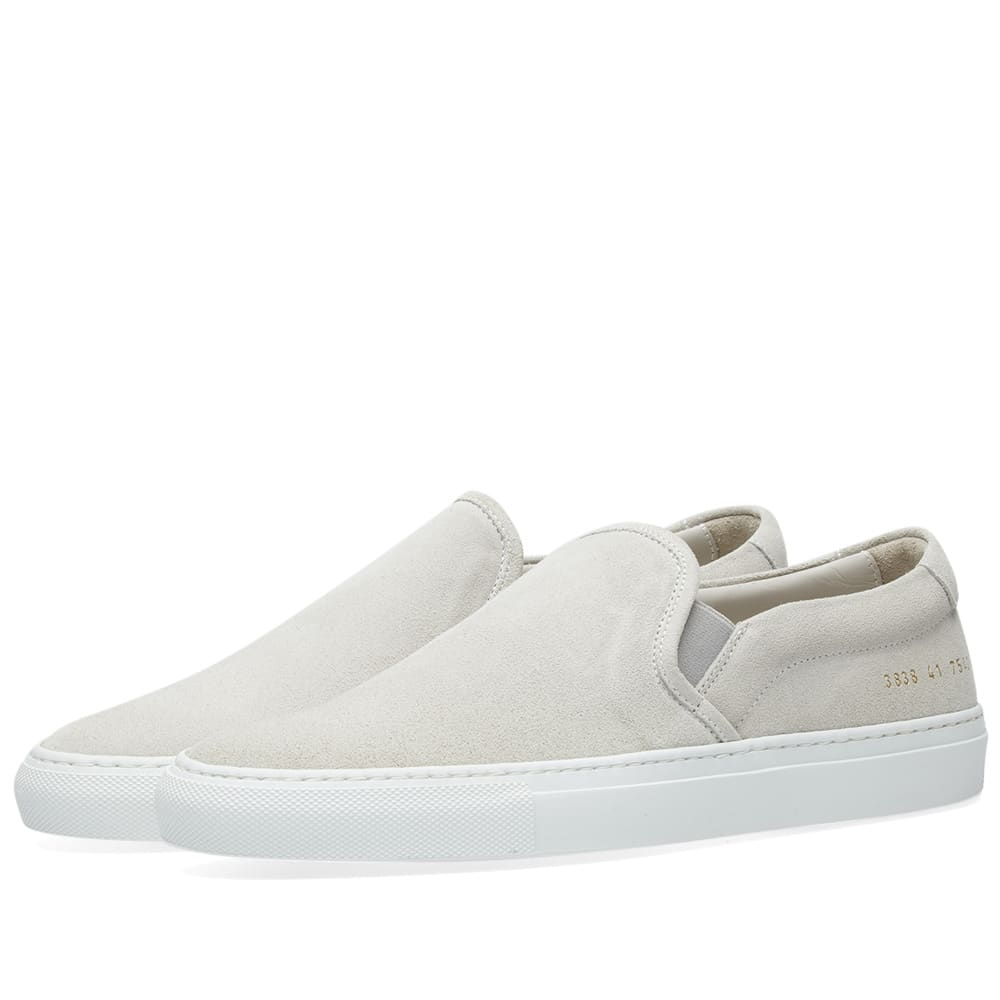 WOMAN BY COMMON PROJECTS SLIP ON SUEDE