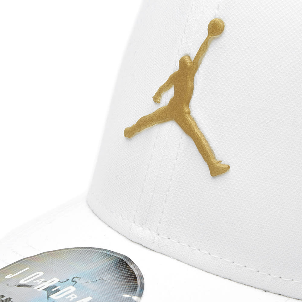 0421c1baf9cf Nike Air Jordan x OVO Classic 99 Cap White   Metallic Gold
