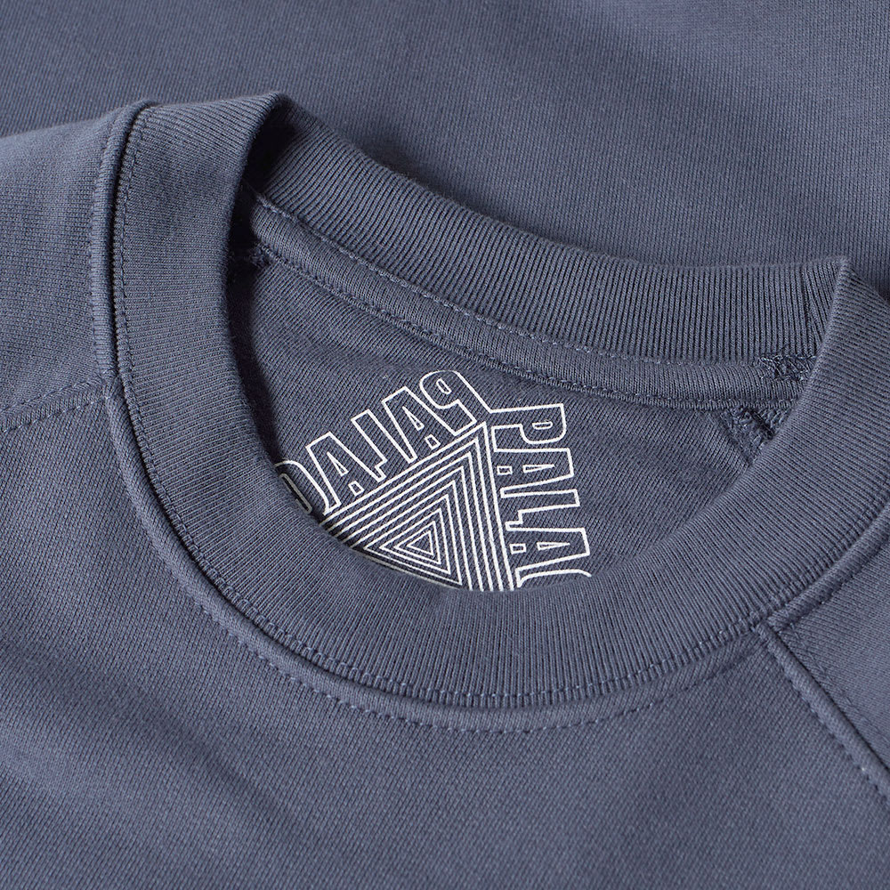 6c8170a2 Palace Roadrunner Crew Sweat Navy | END.