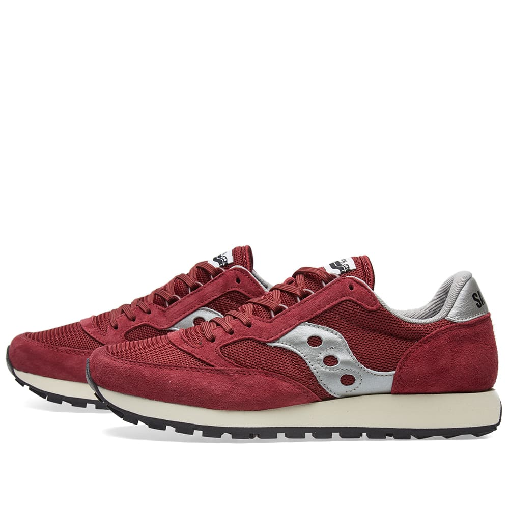 Saucony Freedom Trainer Red | END.