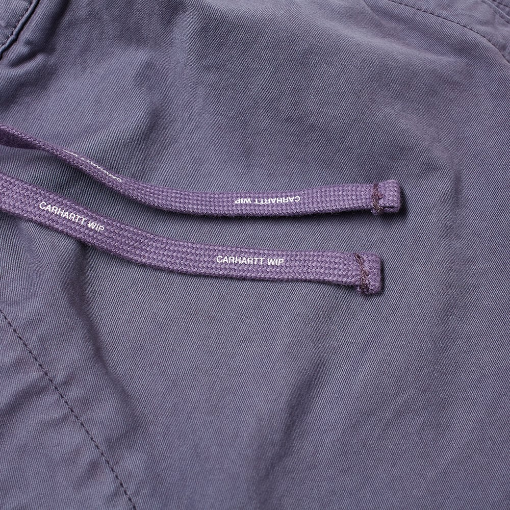 SALE Carhartt Lawton Short Decent Purple