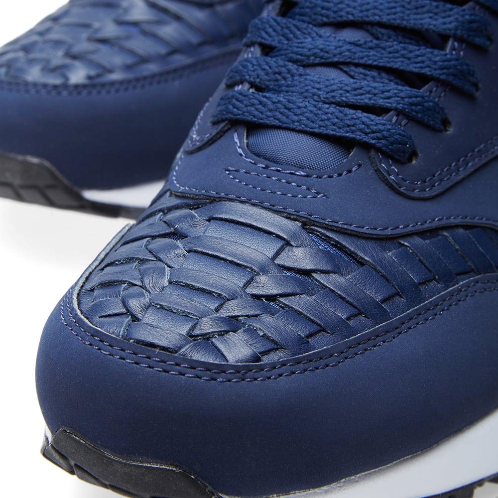 Nike Air Max 1 Woven Midnight Navy
