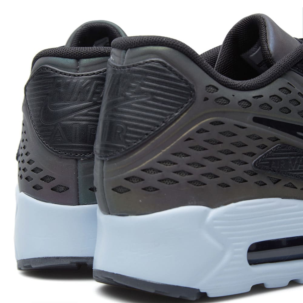sneakers for cheap 8a092 10775 Nike Air Max 90 Ultra Moire  Iridescent  Deep Pewter   Black   END.