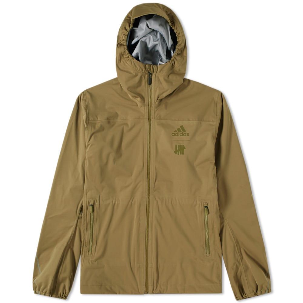 85a0e50fd07c Adidas x Undefeated 3L GTX Jacket Tactile Khaki