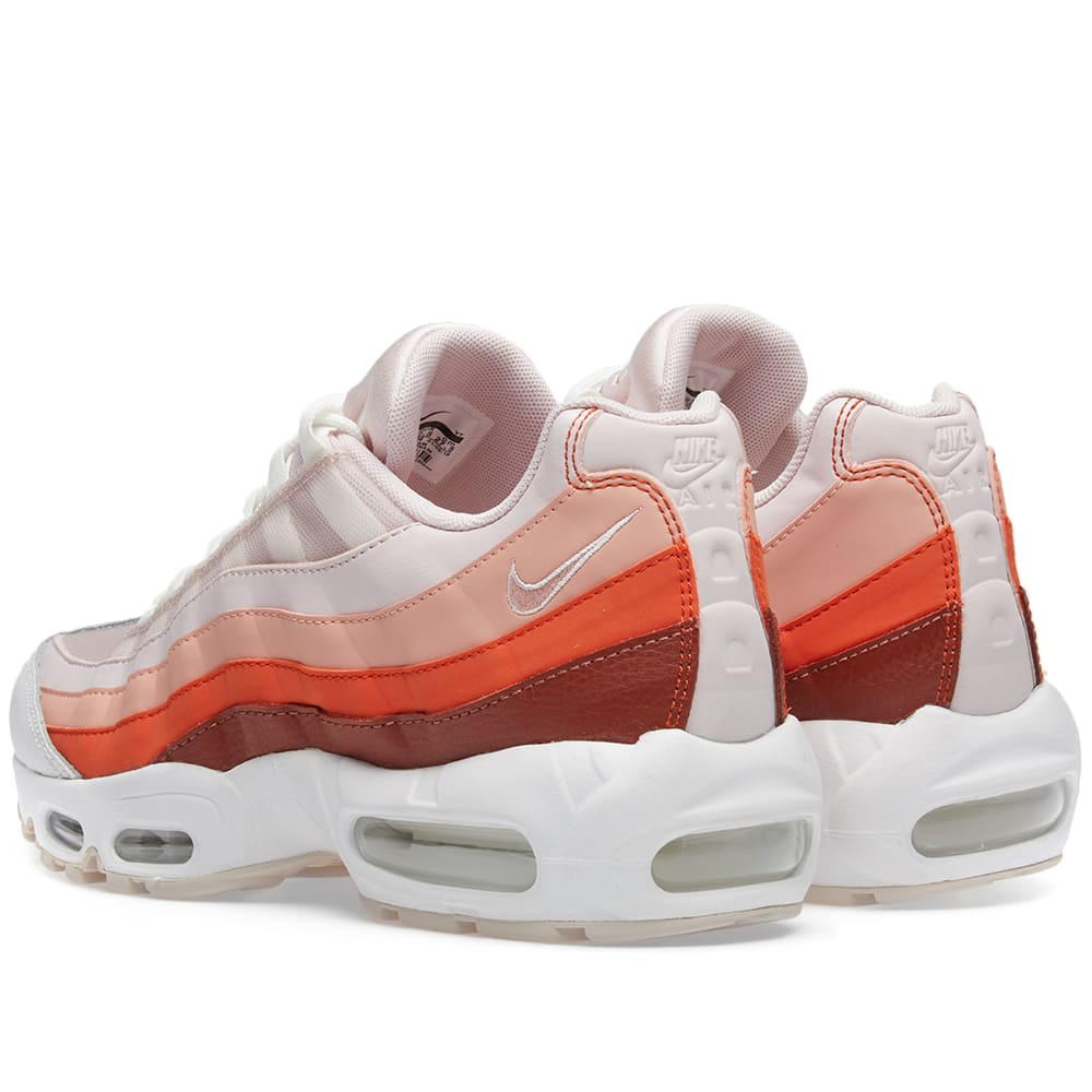 new styles 6a5af ae20d Nike Air Max 95 W Barely Rose, Stardust   Coral   END.