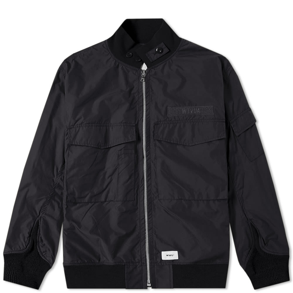 WTAPS Wtaps Wfs Jacket in Black