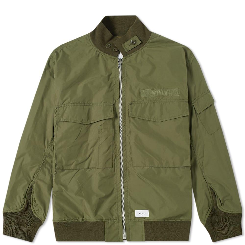 WTAPS Wtaps Wfs Jacket in Green