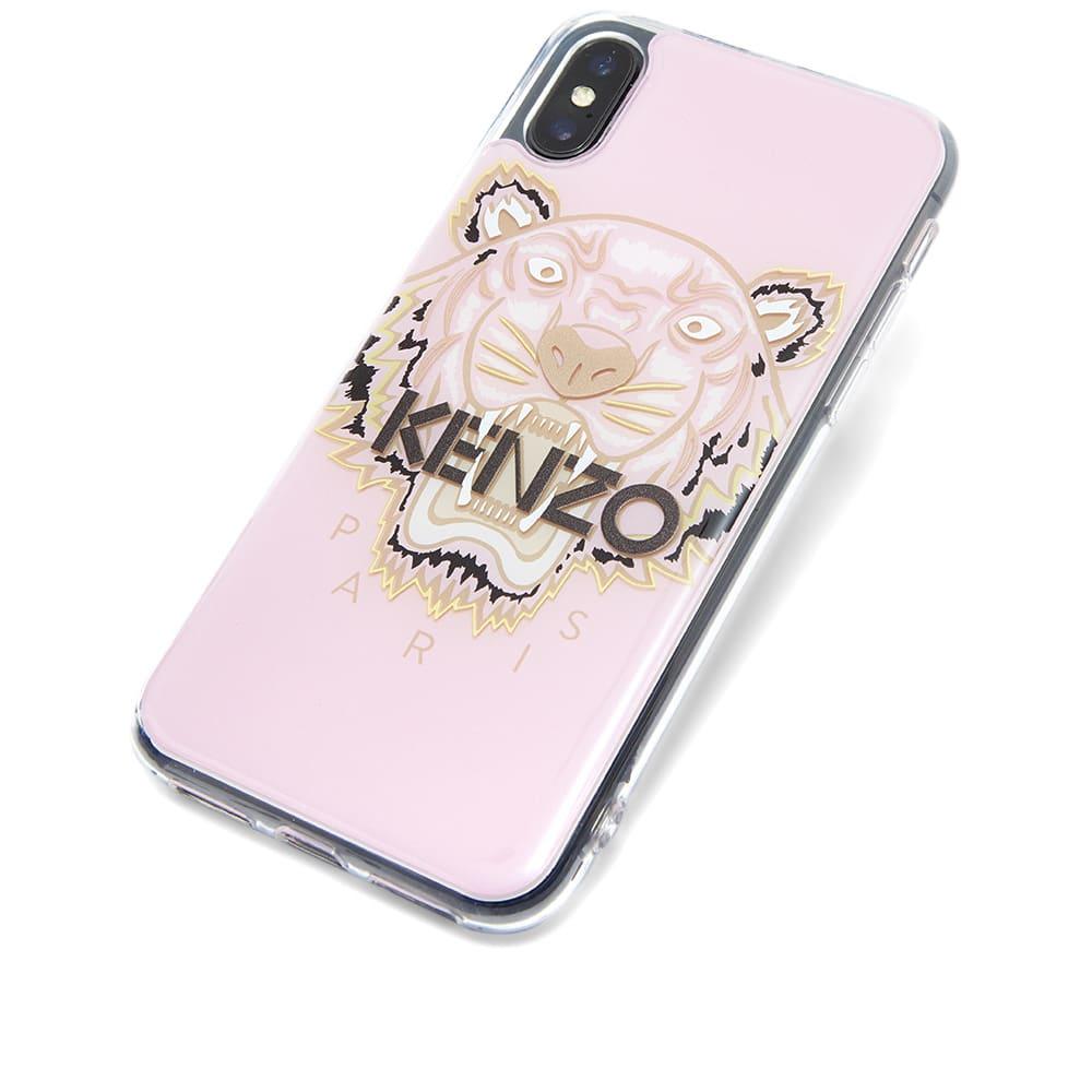 54339233bd Kenzo iPhone X Tiger Case