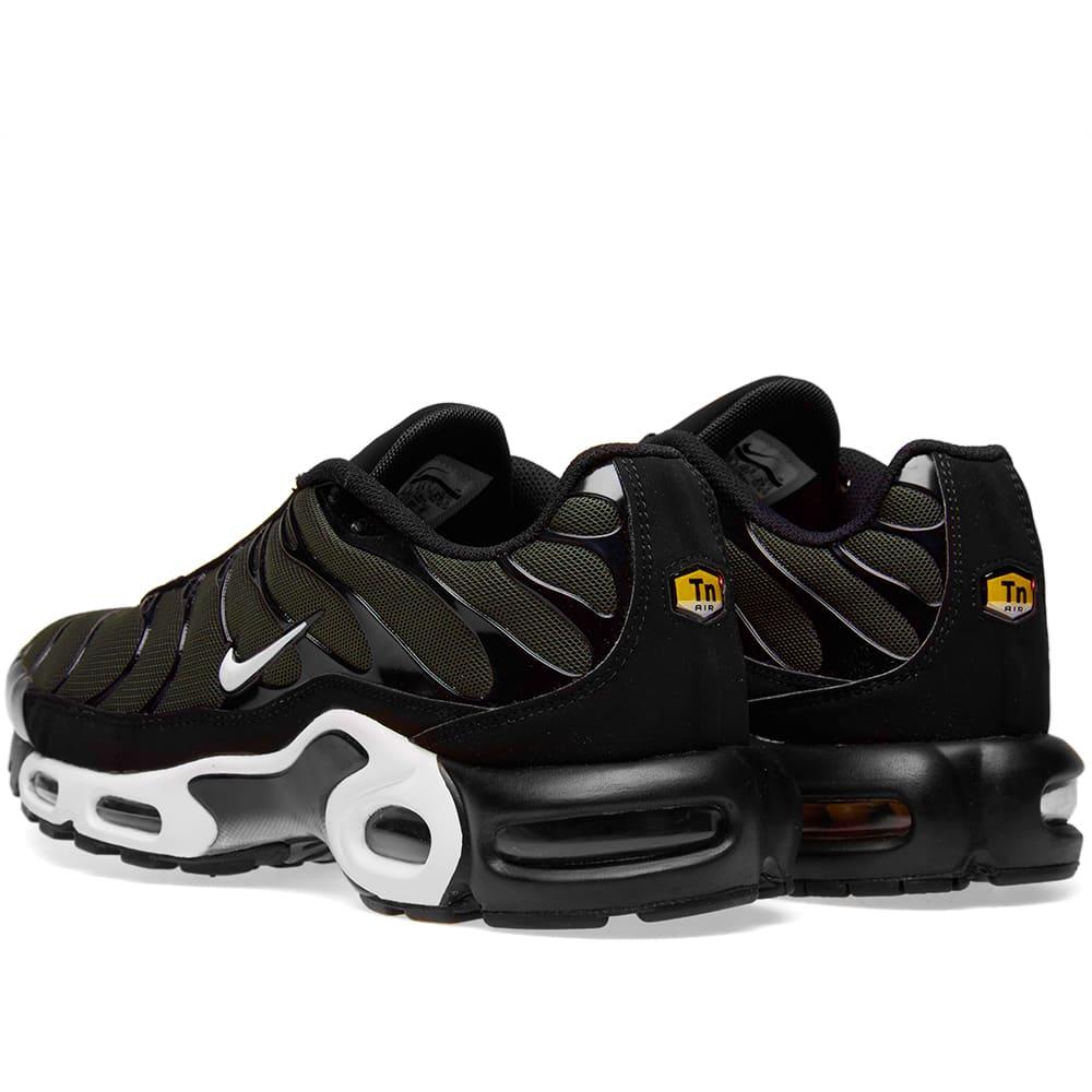 official photos 5ad73 4134e Nike Air Max Plus Black & Sequoia | END.