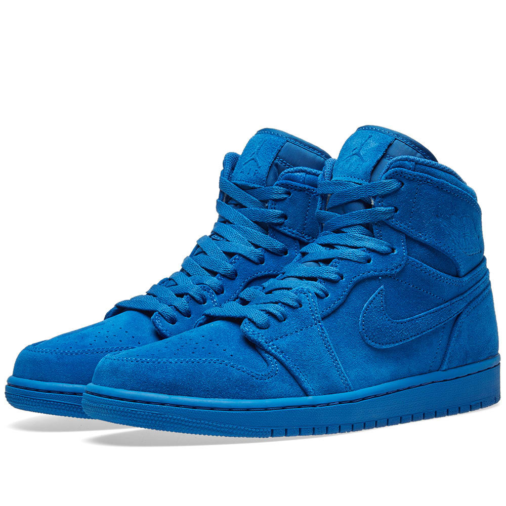 83a932b436e1 Nike Air Jordan 1 Retro High Team Royal