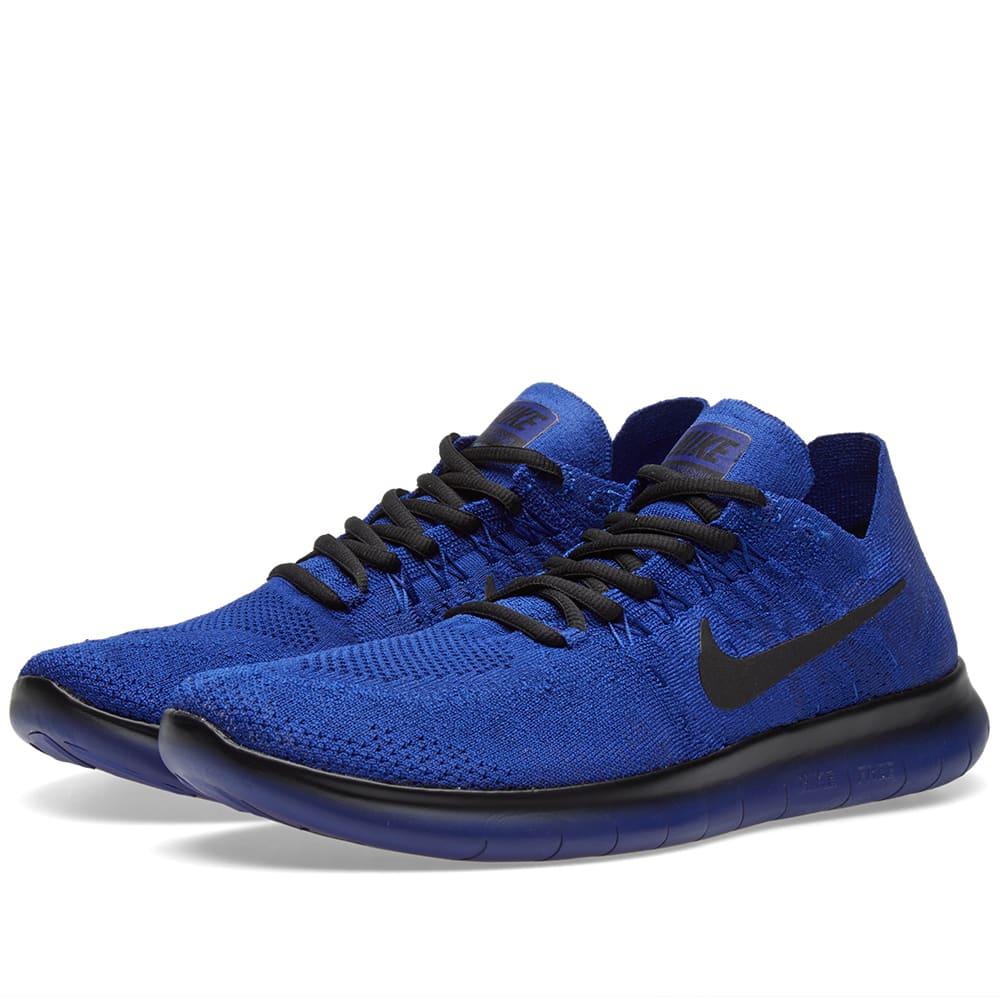 f3c4acf487ce Nike x Undercover Gyakusou Free RN Flyknit 2017 Deep Royal Blue ...