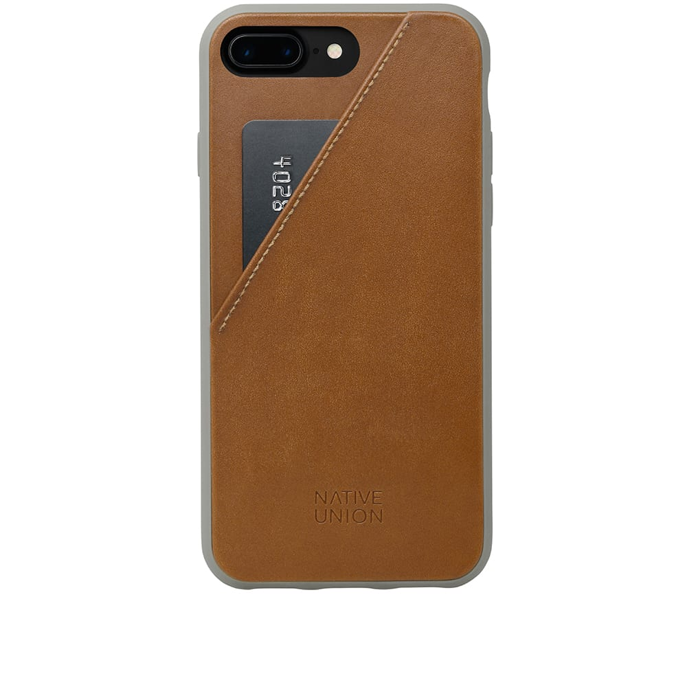 NATIVE UNION CLIC CARD IPHONE 7/8 PLUS CASE