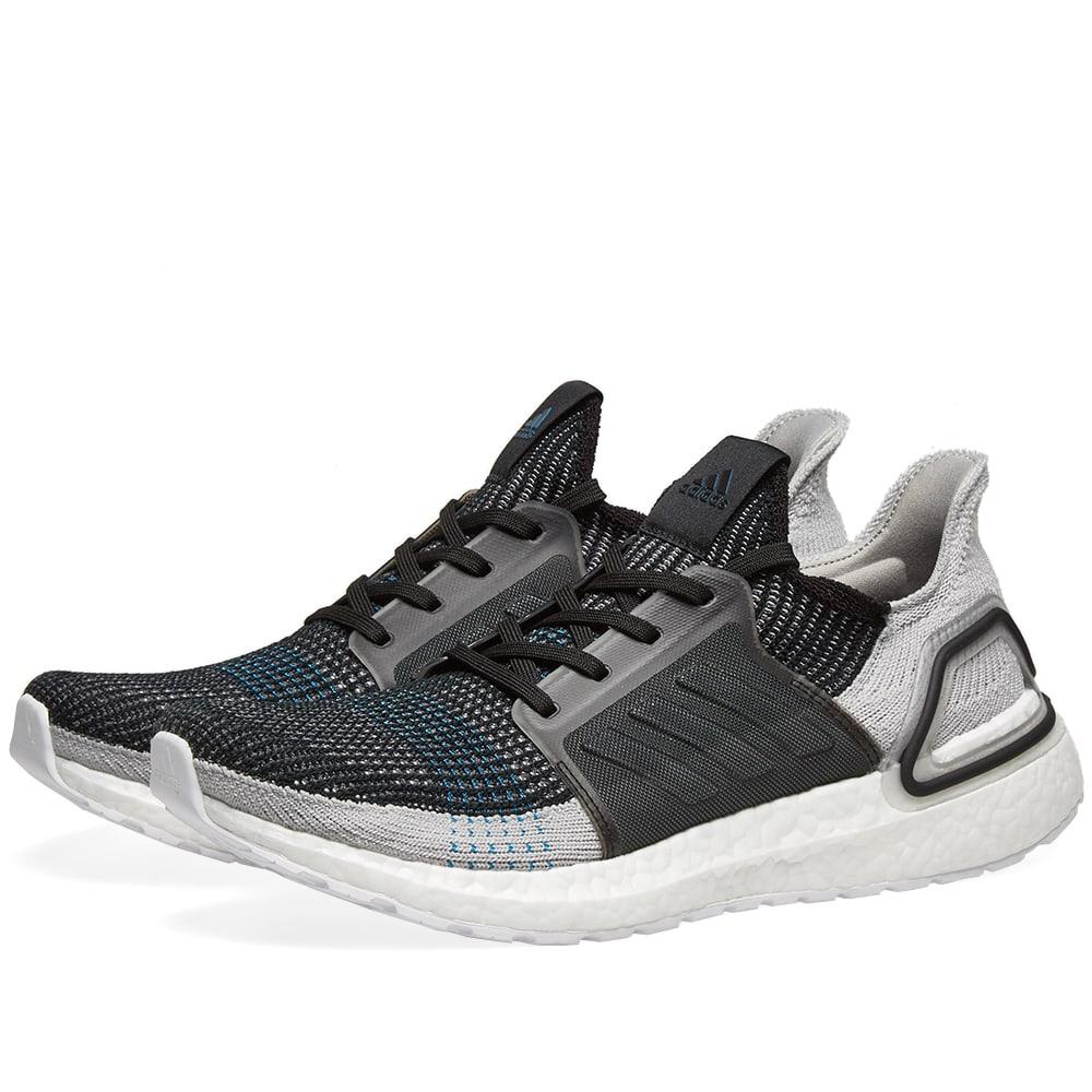 Adidas Ultra Boost 19 Core Black, Grey