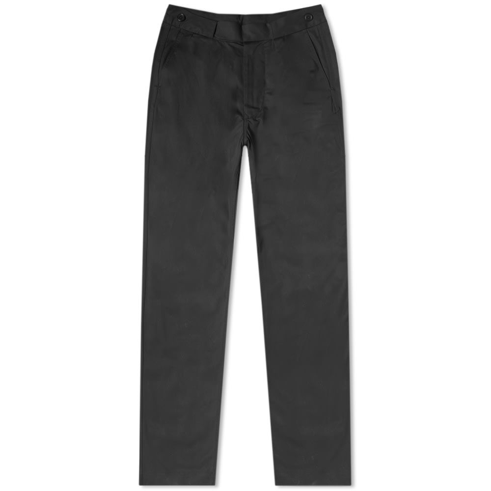FRED PERRY | Fred Perry X Margaret Howell Relaxed Pant Black | Goxip