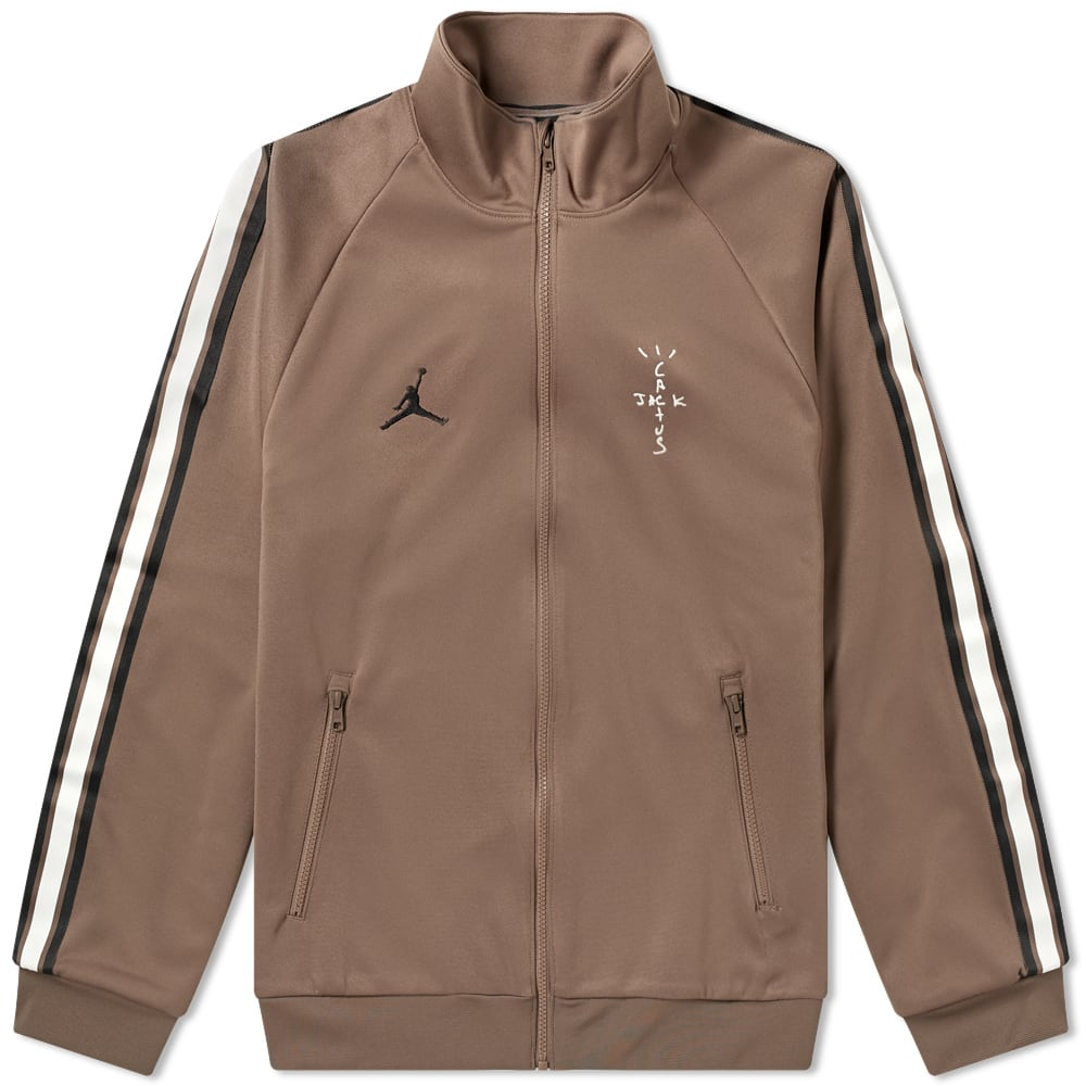 c62c50ce206 Travis Scott x Air Jordan M J Track Jacket Palomino & Black | END.