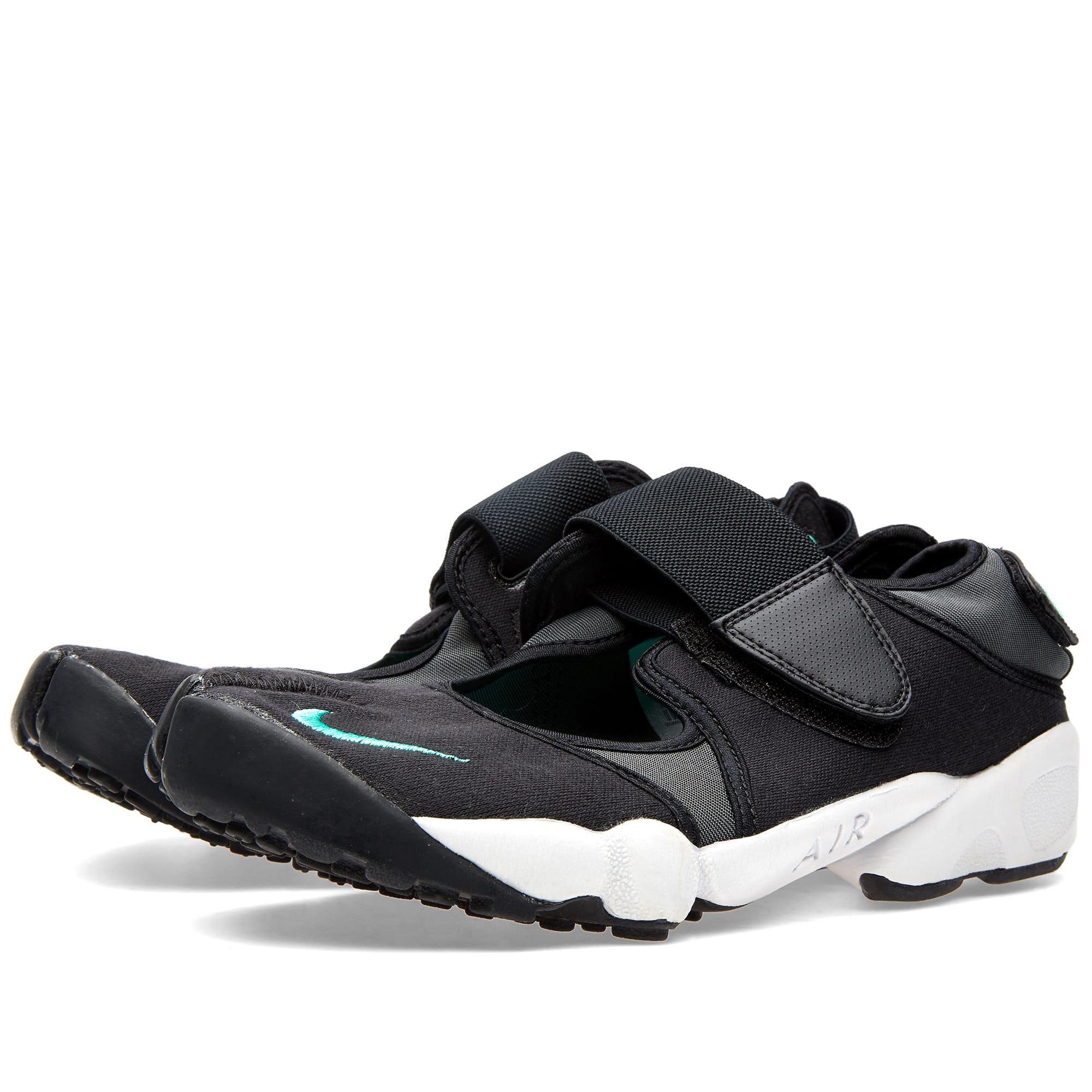 b9da4151a7a9 Nike Air Rift Black
