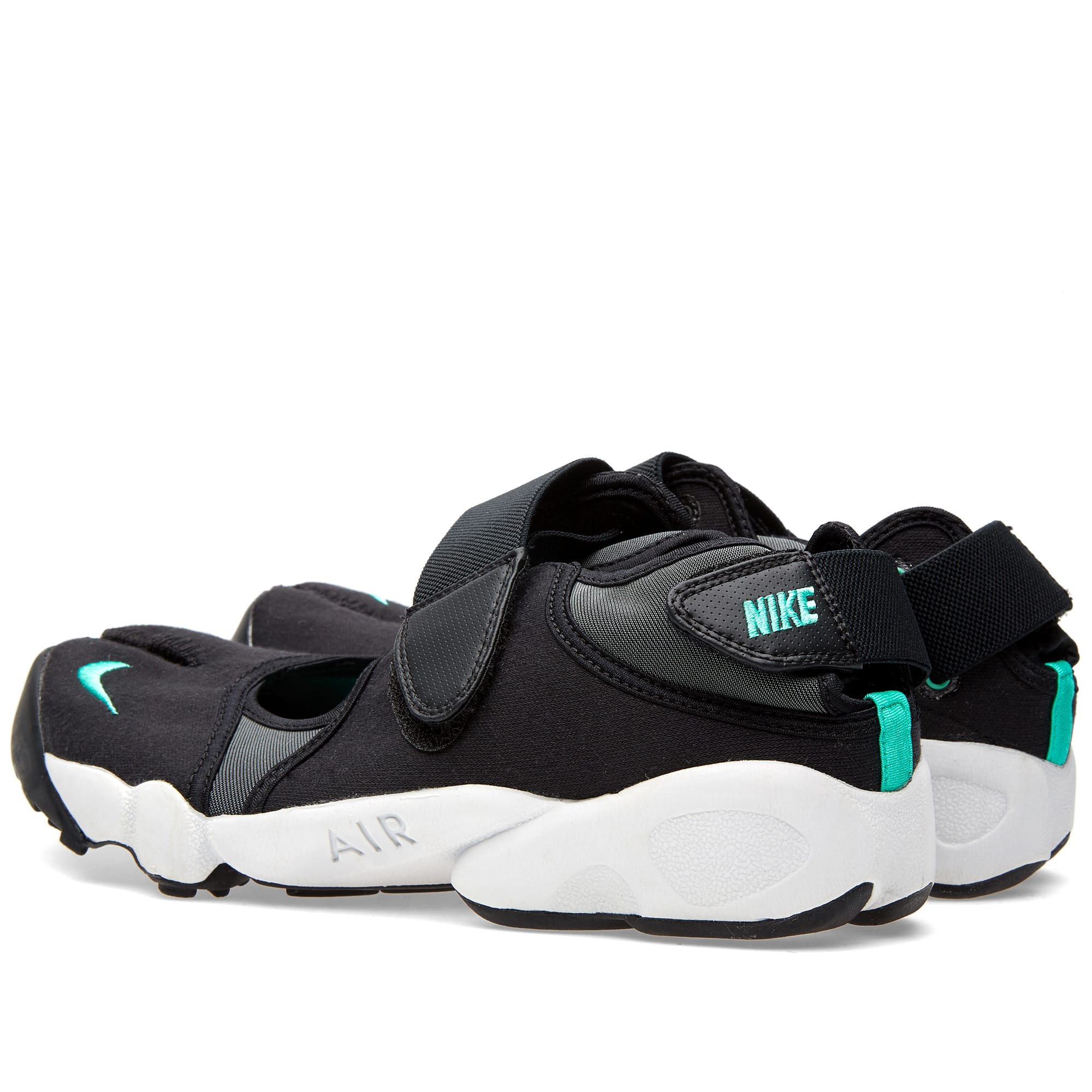 sale retailer 0efc2 9f3c0 Nike Air Rift Black, Menta   Anthracite   END.