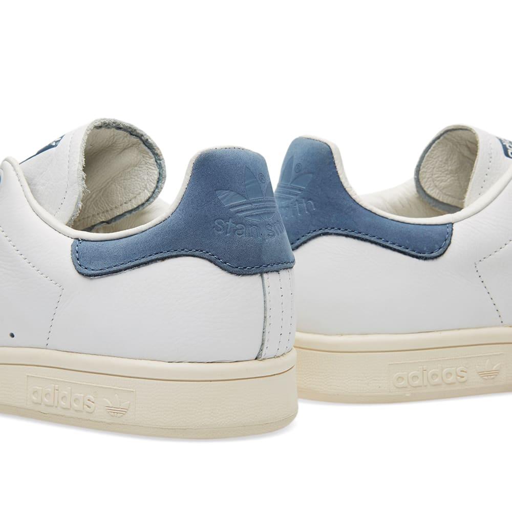 adidas stan smith vintage blue