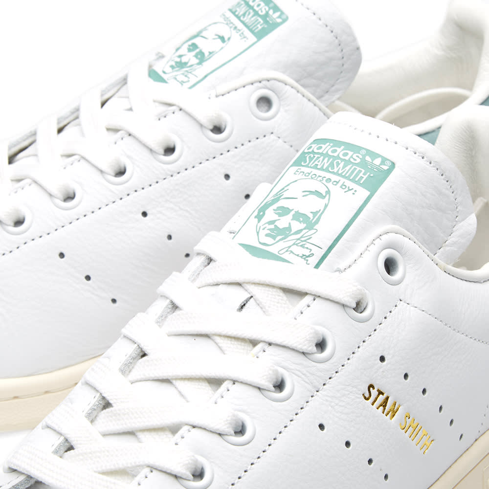 pretty nice f41e6 ed778 Adidas Stan Smith Vintage White   Vapour Steel   END.