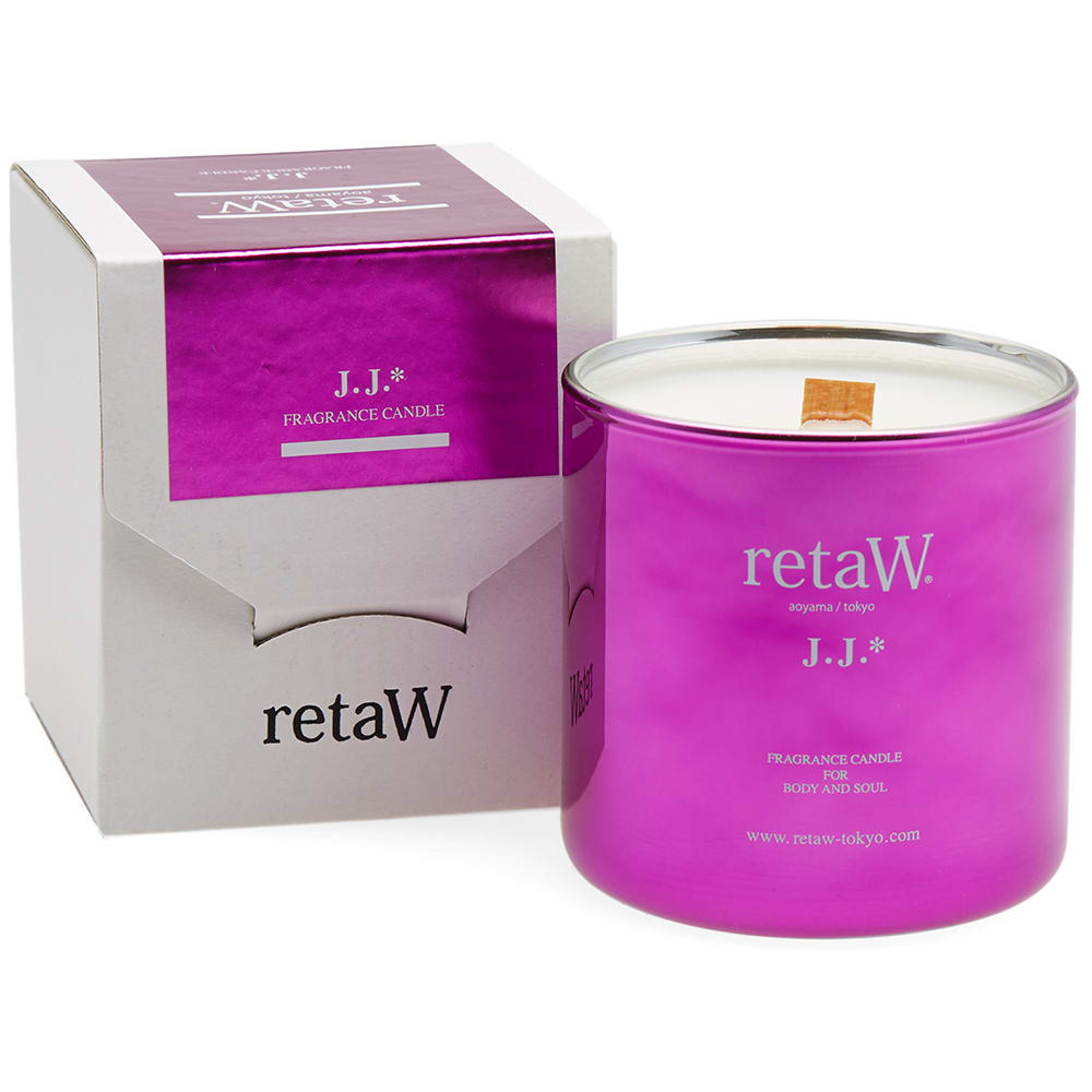 RETAW METALLIC FRAGRANCE CANDLE