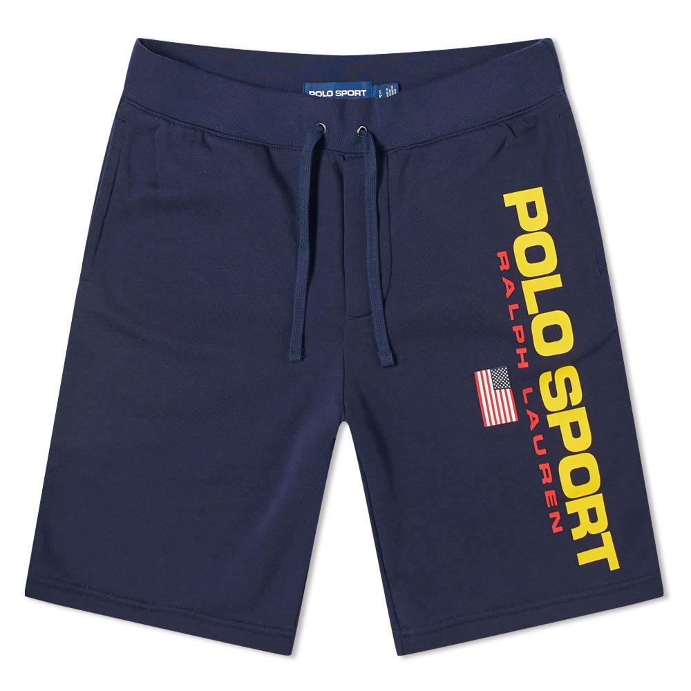 Shorts Polo Jersey NavyEnd Sport Ralph Lauren Cruise IEW2DH9
