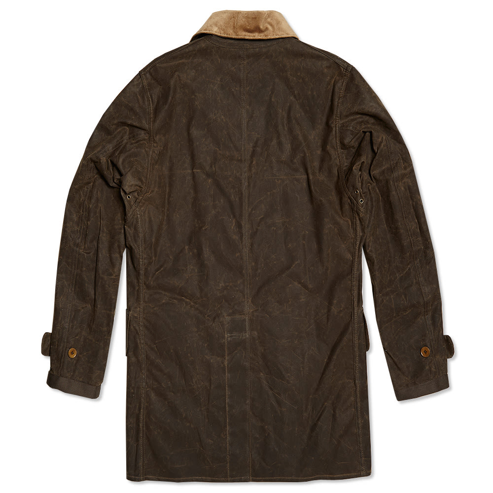 barbour x norton sons st kilda jacket olive. Black Bedroom Furniture Sets. Home Design Ideas
