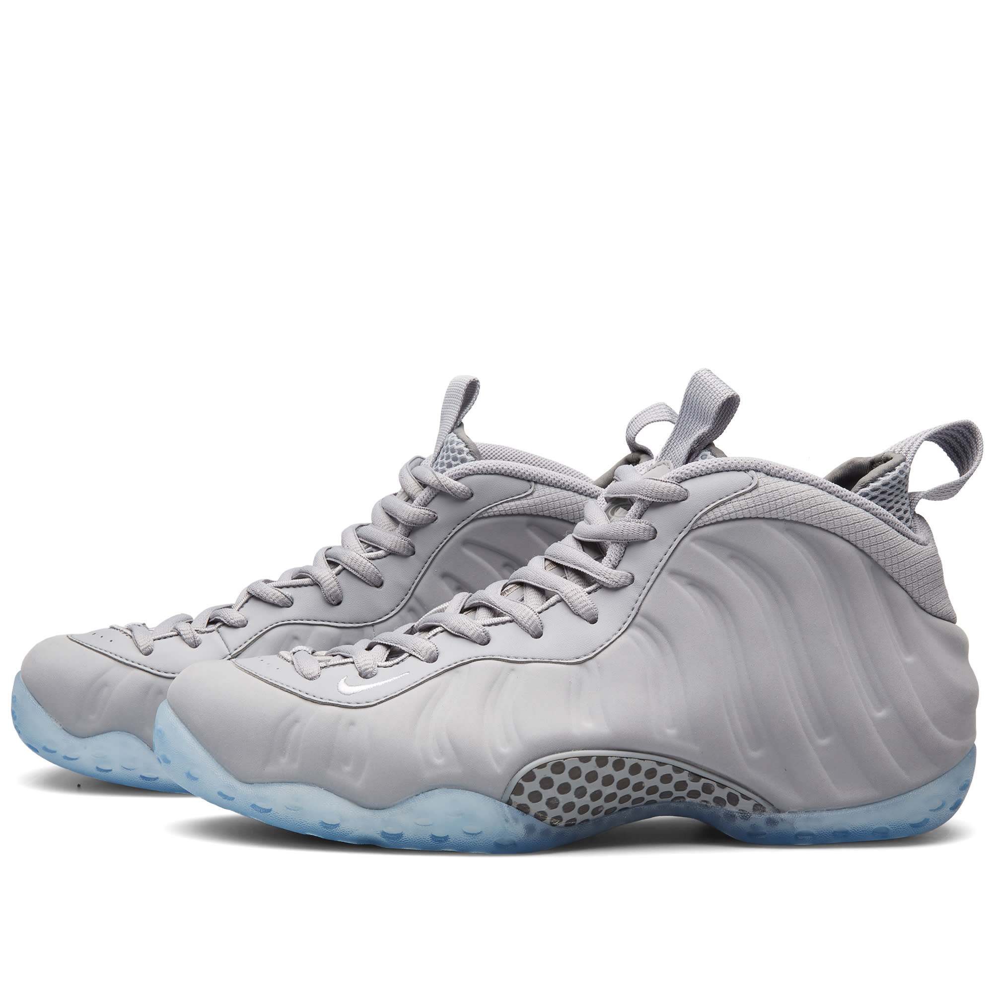 Nike Air Foamposite One University Blue On FootYouTube