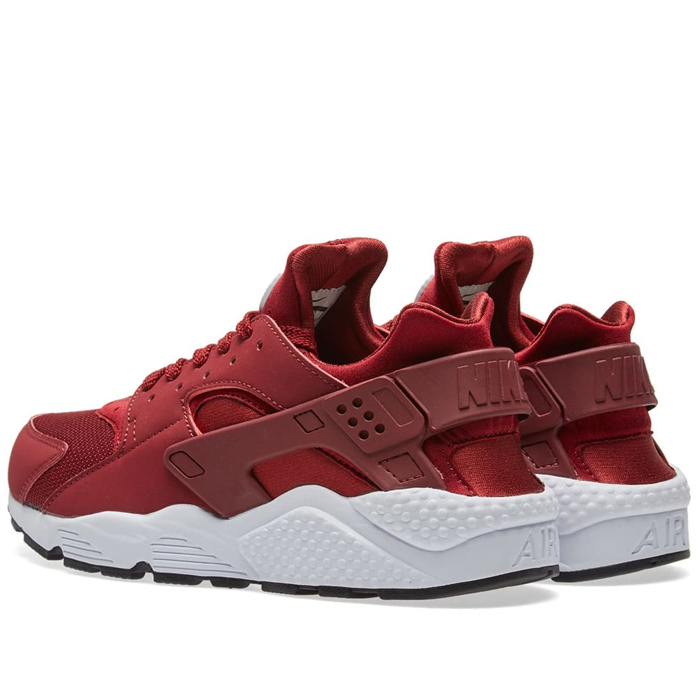 low priced dcf16 9ccf2 Nike Air Huarache Team Red, White   Black   END.