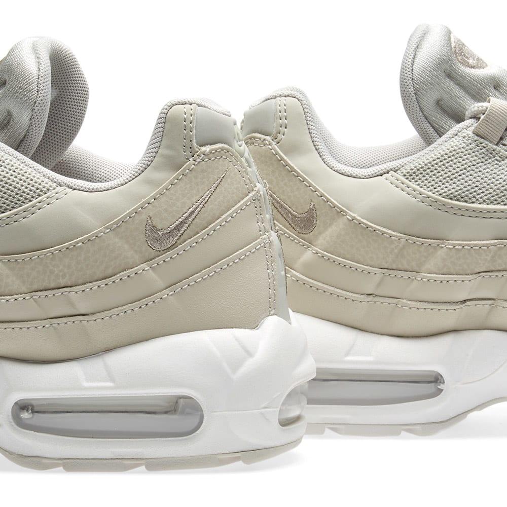 Cheap Nike Air Max 95 Essential Pale Grey Summit White Sale