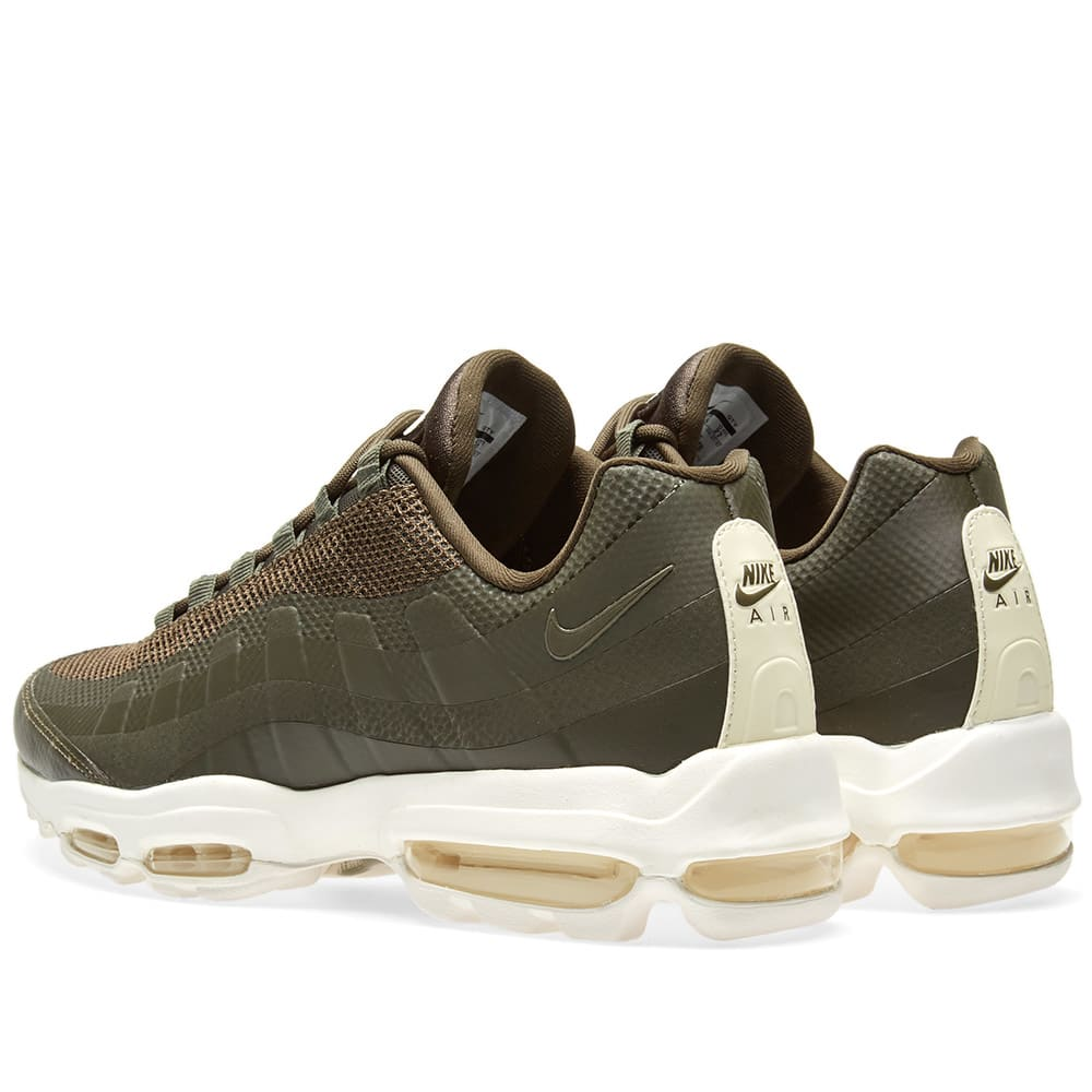 nike air max 95 ultra essential cargo khaki