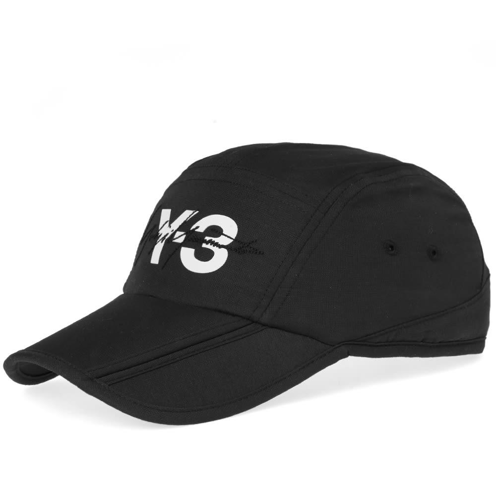 29df0852c37 Y-3 Foldable Cap In Black