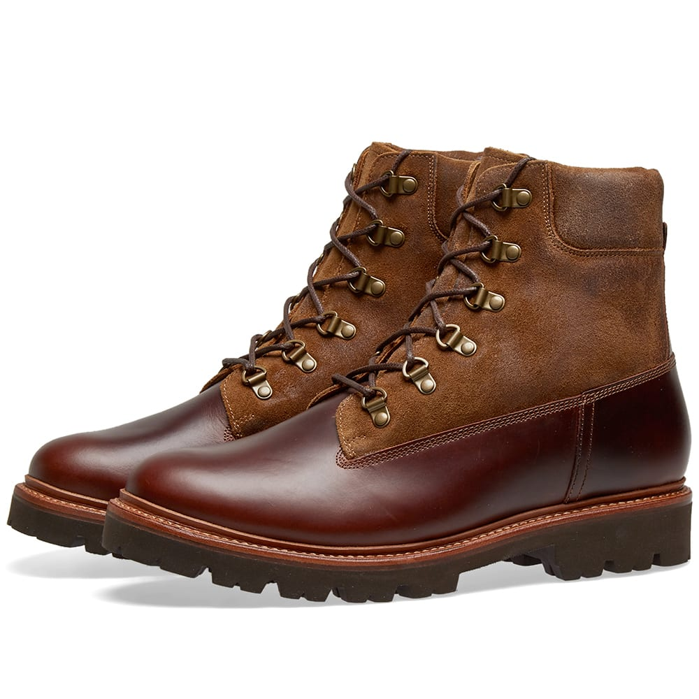 grenson hiking boots review