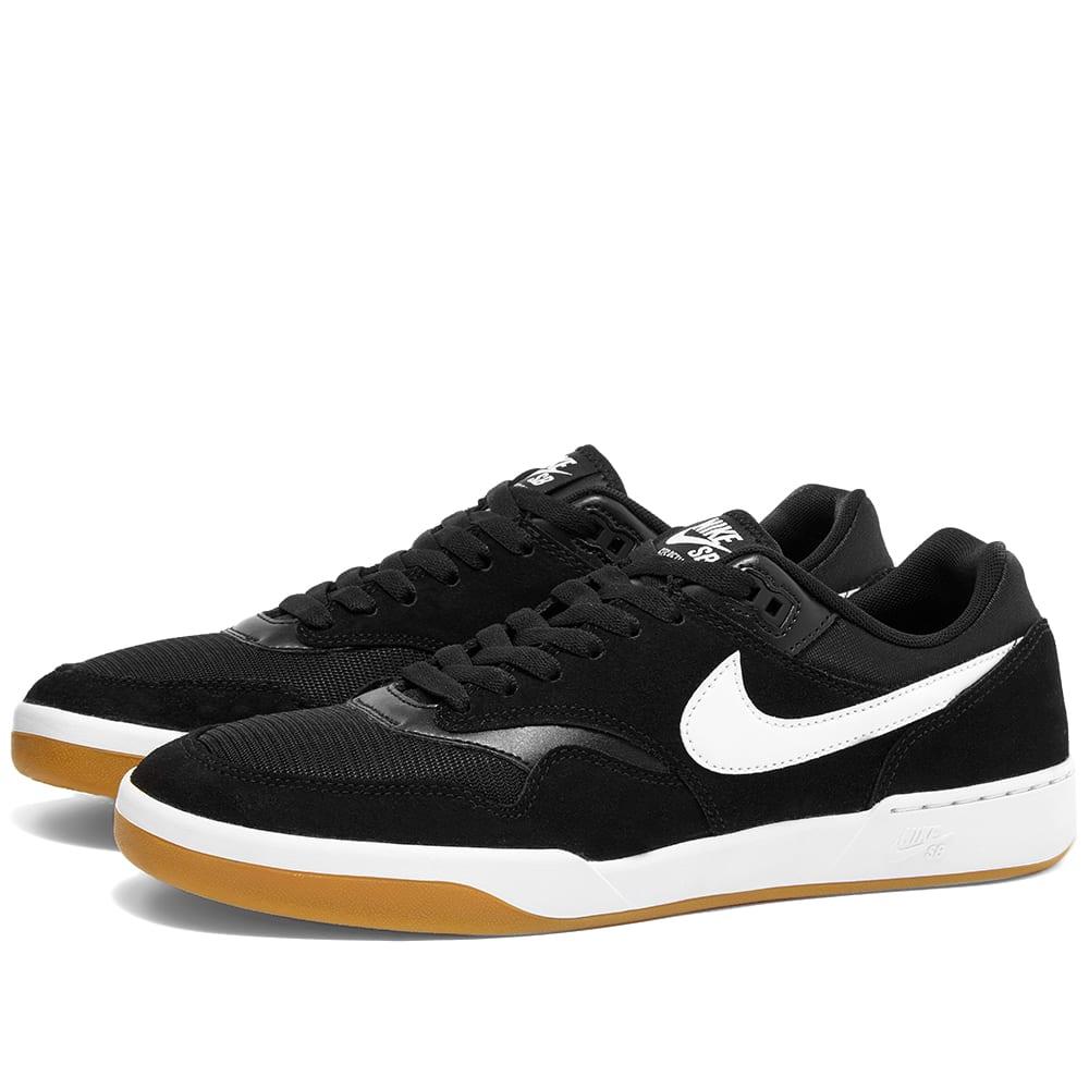 Nike SB GTS Return Black, White \u0026 Brown