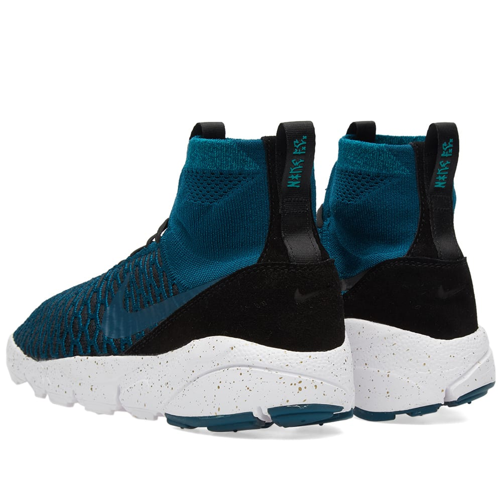 new product a1922 d43fd Nike Air Footscape Magista Flyknit FC Midnight Turqouise   Black   END.