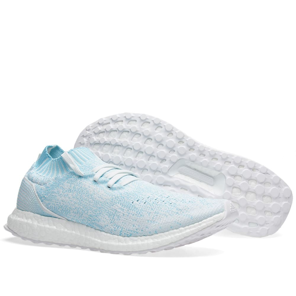 best sneakers aa9d9 efdfa Adidas Ultra Boost Uncaged Parley
