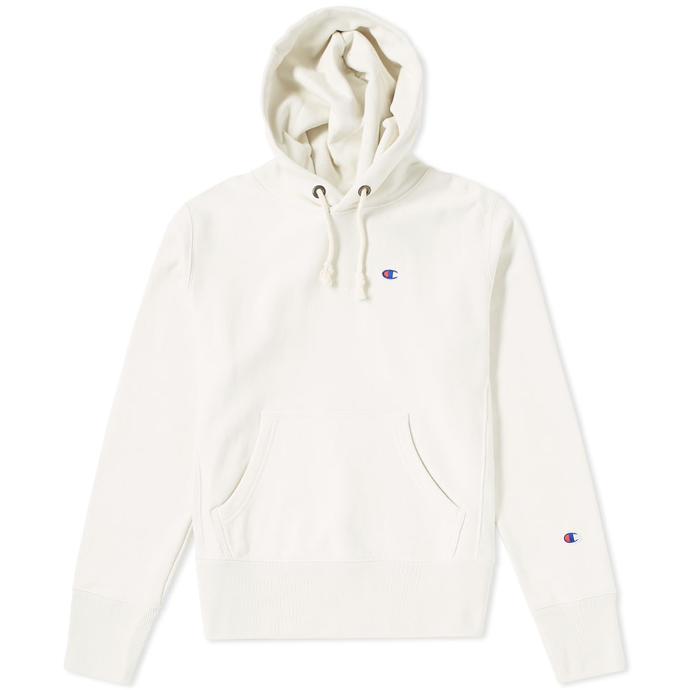 7aaed6ba2276 Champion Reverse Weave Classic Hoody Off White