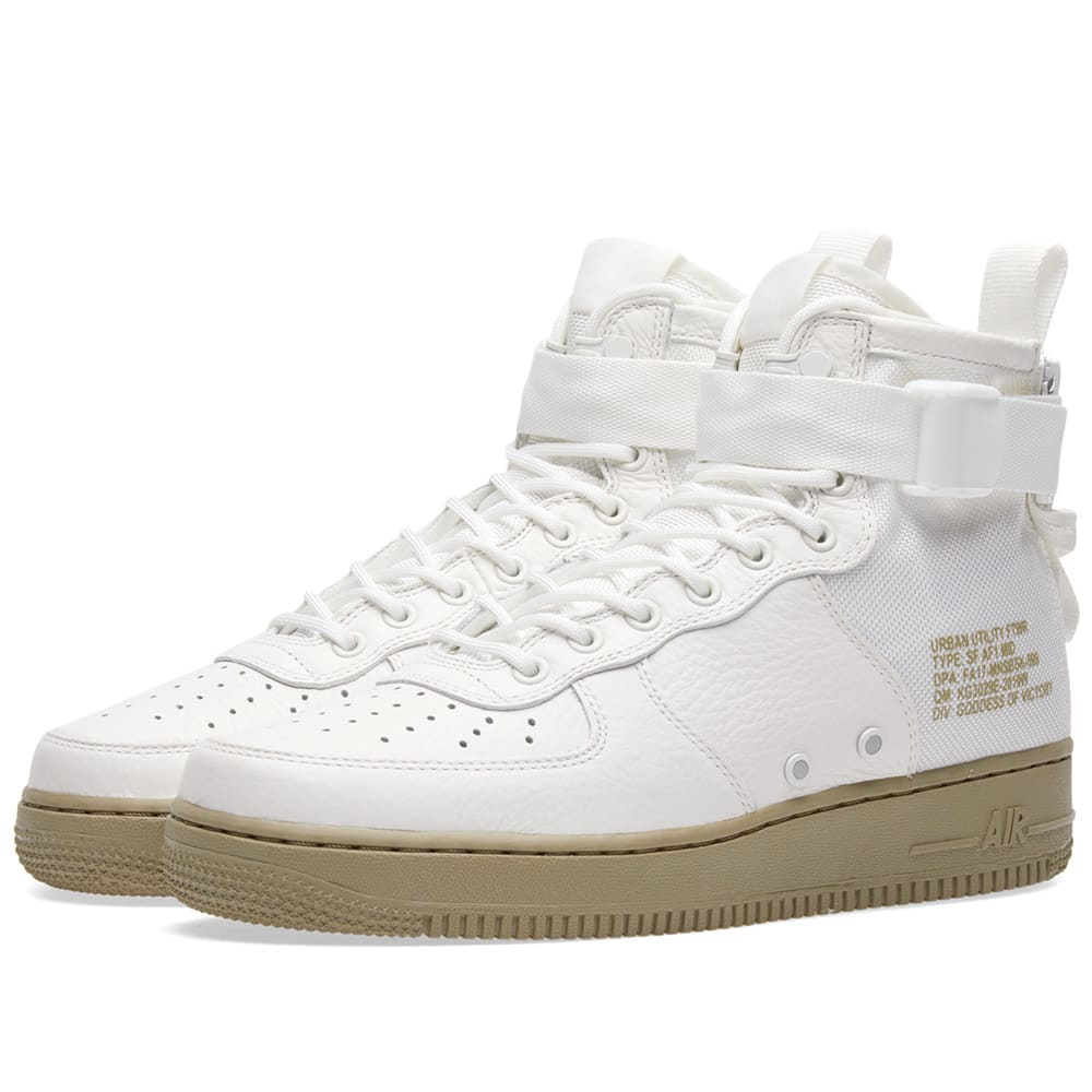 new product 5c722 e6088 Nike SF Air Force 1 Utility Mid
