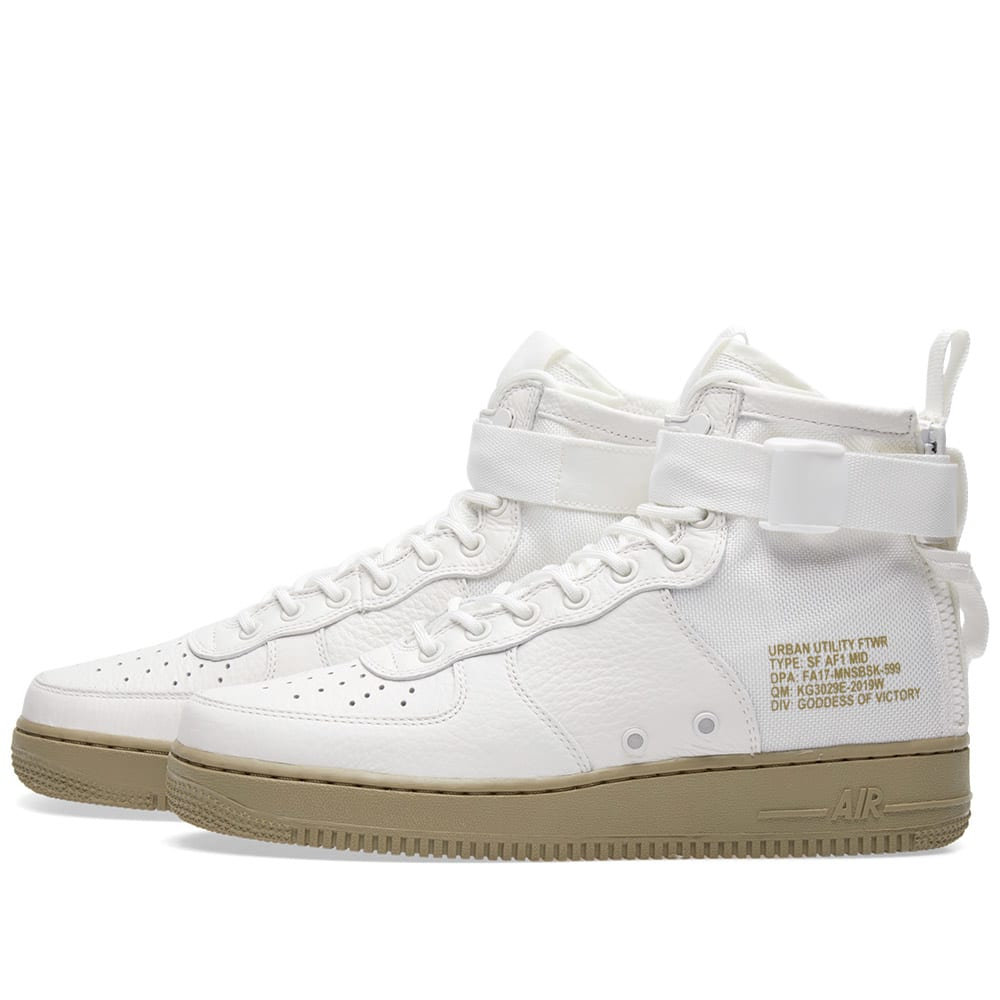 new product d6fb5 24708 Nike SF Air Force 1 Utility Mid