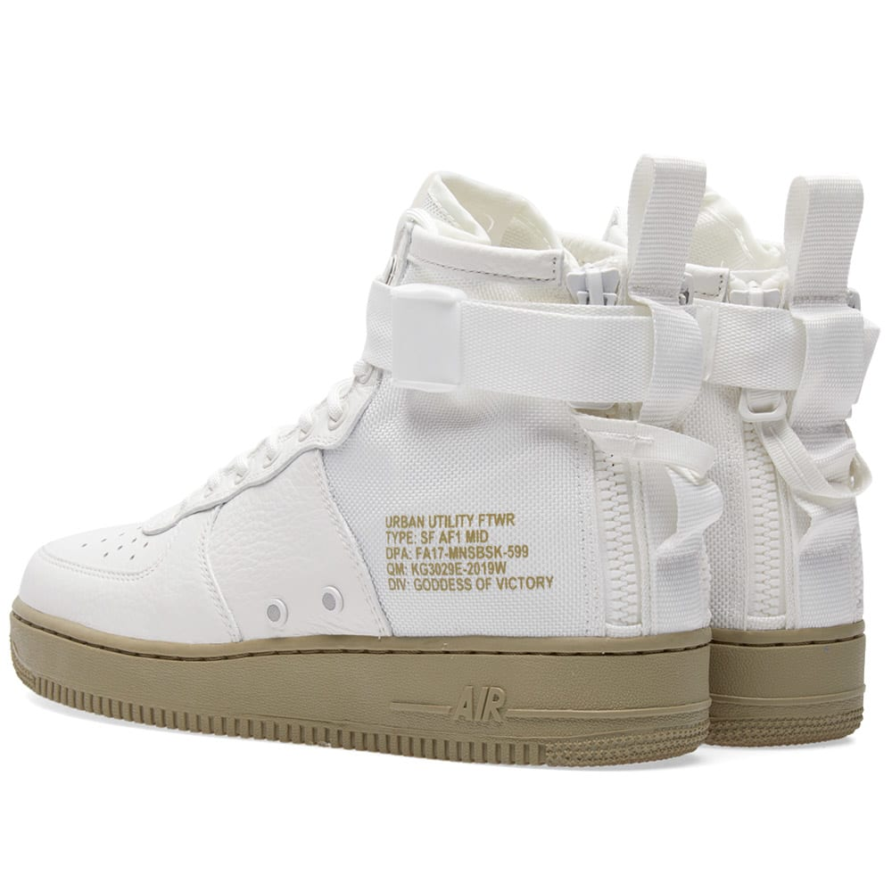 new product ae2bc 02d87 Nike SF Air Force 1 Utility Mid