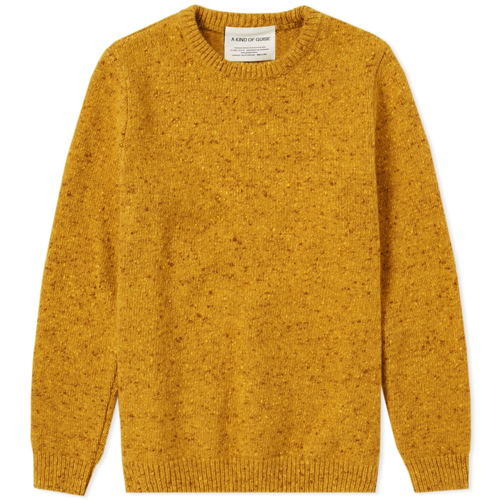 A KIND OF GUISE ONIN CREW KNIT