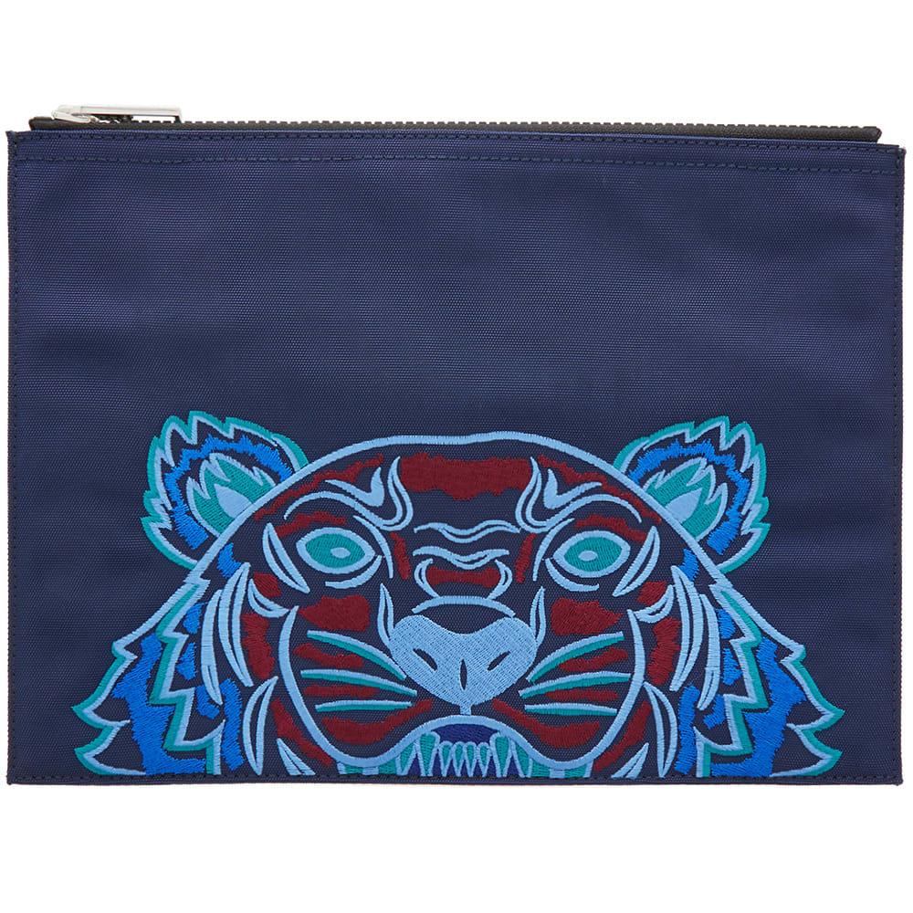 0e5225398f Kenzo Tiger Pouch