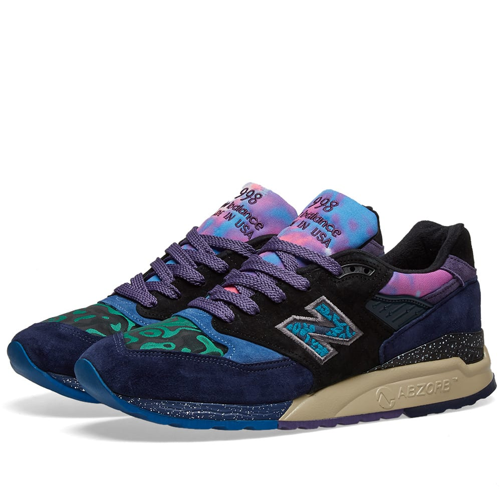 New Balance M998AWG Made in The USA 'Festival Pack'
