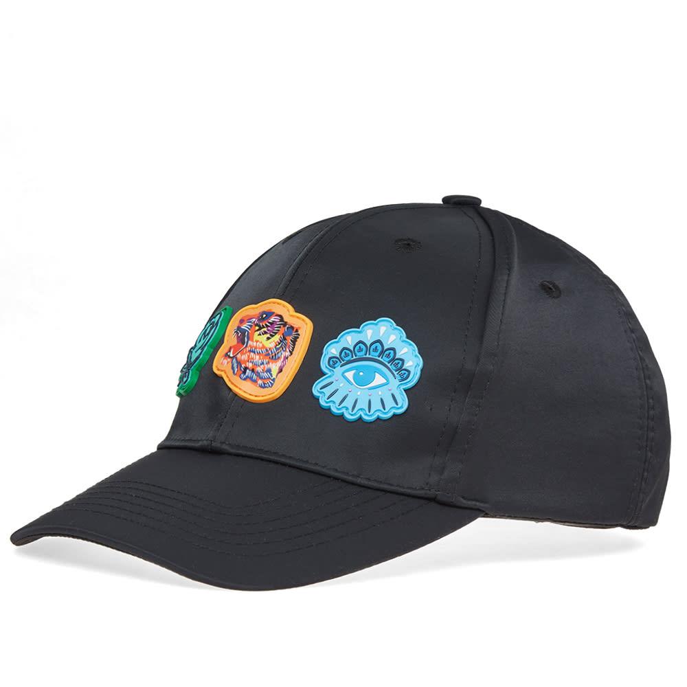 Tiger Capsule Cap, Black