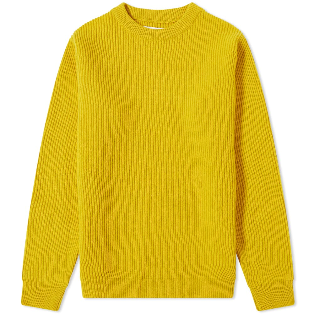 Albam Ribbed Crew Knit by Albam